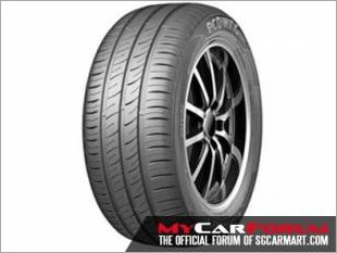 "/Kumho Ecowing ES01 KH27 14"" Tyre"